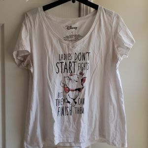 Disney Aristocrats Marie shirt